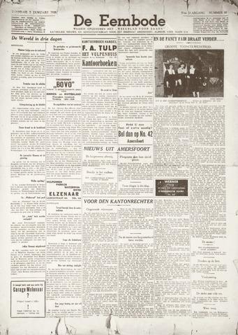 De Eembode 1938