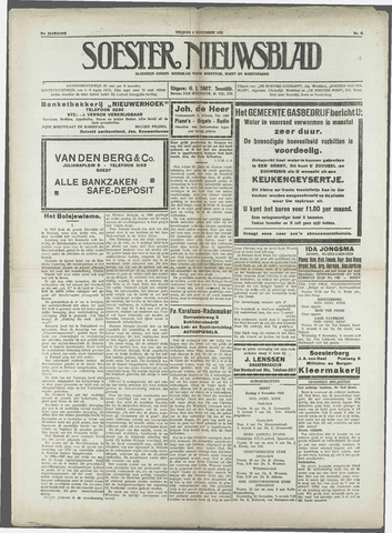 Soester Courant 1932-11-04