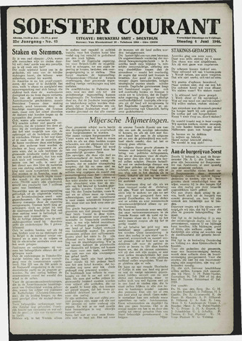 Soester Courant 1946-06-04