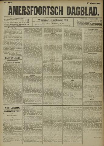 Amersfoortsch Dagblad 1910-09-14