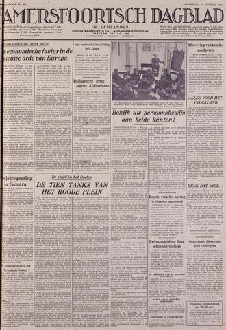 Amersfoortsch Dagblad / De Eemlander 1941-10-23