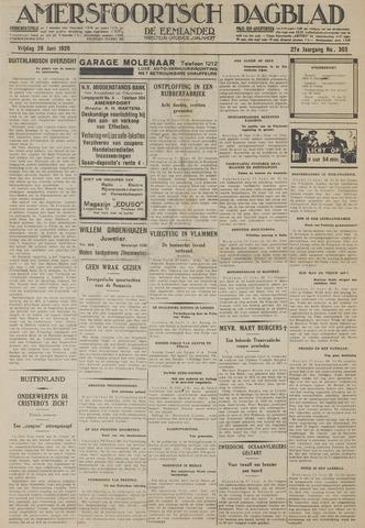 Amersfoortsch Dagblad / De Eemlander 1929-06-28