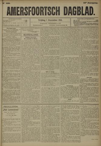 Amersfoortsch Dagblad 1911-12-01