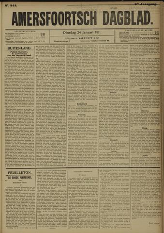 Amersfoortsch Dagblad 1911-01-24