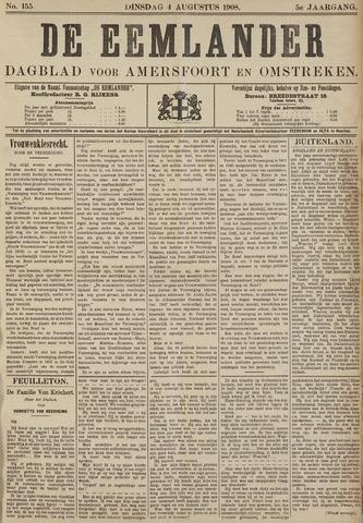 De Eemlander 1908-08-04