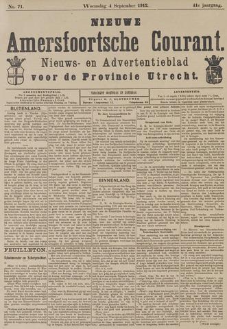 Nieuwe Amersfoortsche Courant 1912-09-04