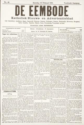 De Eembode 1901-02-16