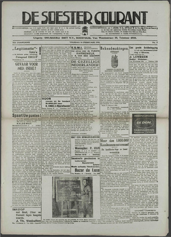 Soester Courant 1941-02-14