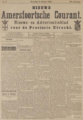 Nieuwe Amersfoortsche Courant 1913-01-11