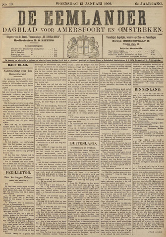 De Eemlander 1909-01-13