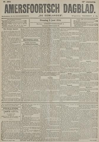 Amersfoortsch Dagblad / De Eemlander 1914-06-02
