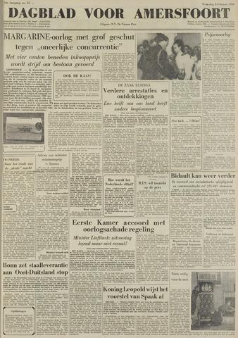 Dagblad voor Amersfoort 1950-02-08
