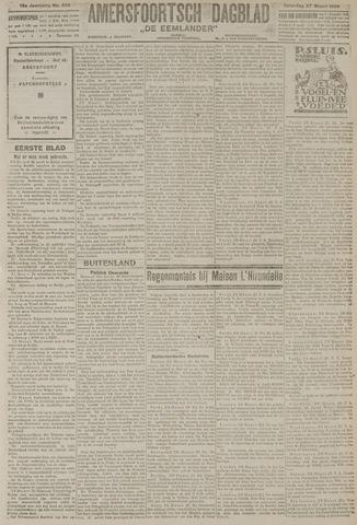 Amersfoortsch Dagblad / De Eemlander 1920-03-27
