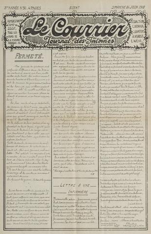 Le Courrier 1918-06-16