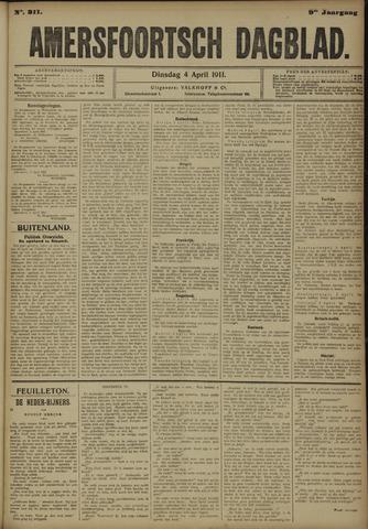 Amersfoortsch Dagblad 1911-04-04