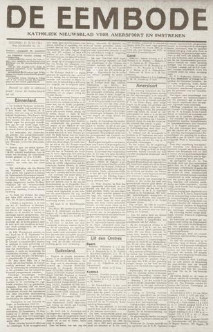 De Eembode 1921-06-21