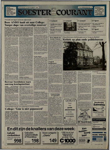Soester Courant 1992-09-16