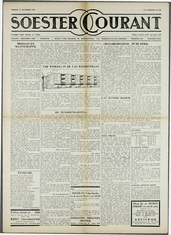 Soester Courant 1959-11-27