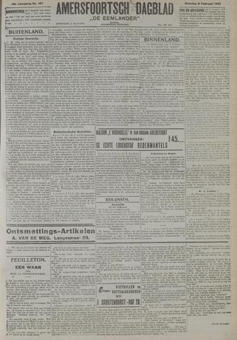 Amersfoortsch Dagblad / De Eemlander 1921-02-08