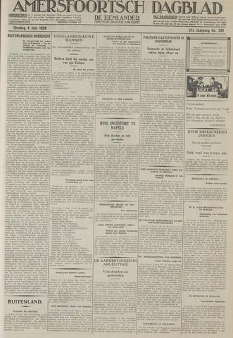 Amersfoortsch Dagblad / De Eemlander 1929-06-04