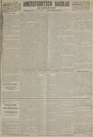 Amersfoortsch Dagblad / De Eemlander 1918-01-23