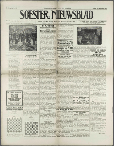 Soester Courant 1927-09-23