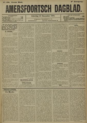 Amersfoortsch Dagblad 1905-12-23