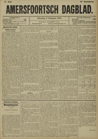 Amersfoortsch Dagblad 1904-02-09