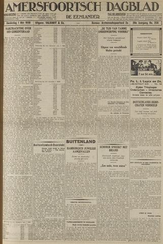 Amersfoortsch Dagblad / De Eemlander 1930-05-01