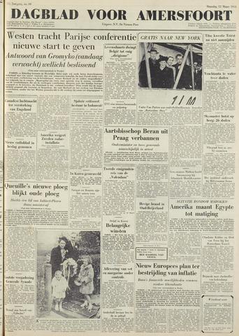 Dagblad voor Amersfoort 1951-03-12