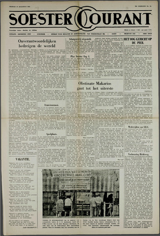 Soester Courant 1964-08-14