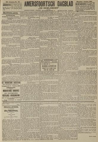 Amersfoortsch Dagblad / De Eemlander 1923-10-01