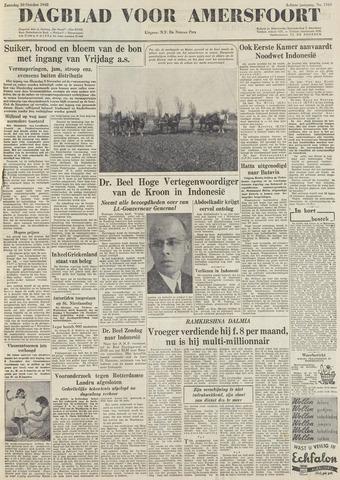 Dagblad voor Amersfoort 1948-10-30