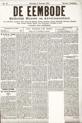 De Eembode 1894-02-17