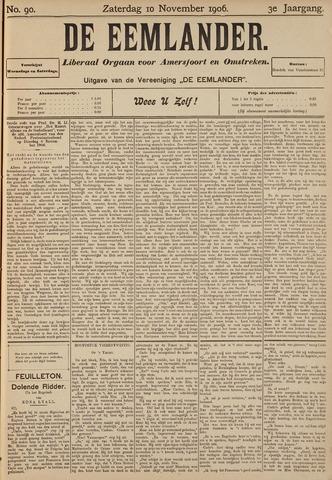 De Eemlander 1906-11-10