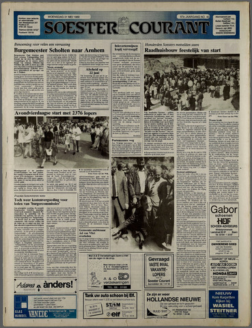 Soester Courant 1989-05-31