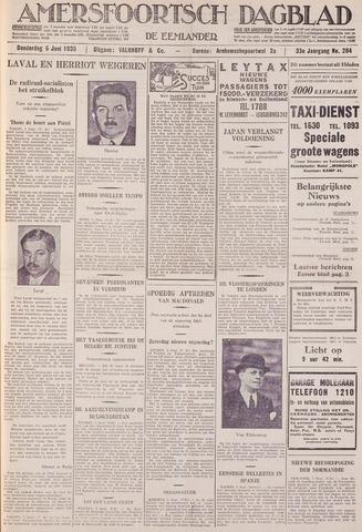 Amersfoortsch Dagblad / De Eemlander 1935-06-06