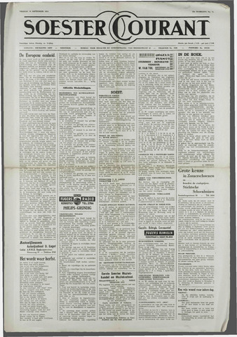 Soester Courant 1954-09-10