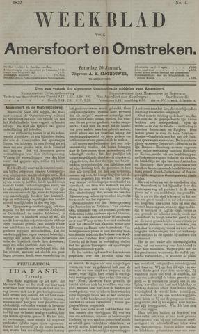 Weekblad voor Amersfoort en Omstreken 1872-01-20