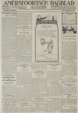 Amersfoortsch Dagblad / De Eemlander 1929-05-08