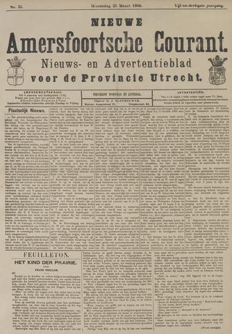 Nieuwe Amersfoortsche Courant 1906-03-28