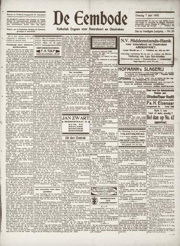 De Eembode 1932-06-07