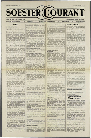 Soester Courant 1954-09-07