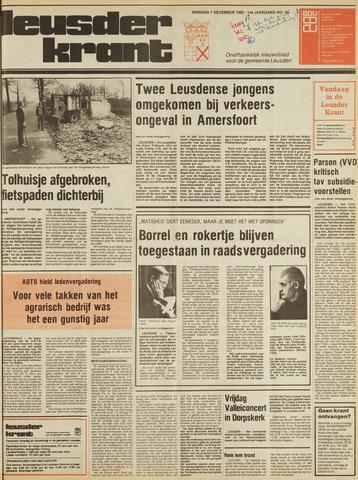 Leusder Krant 1982-12-07