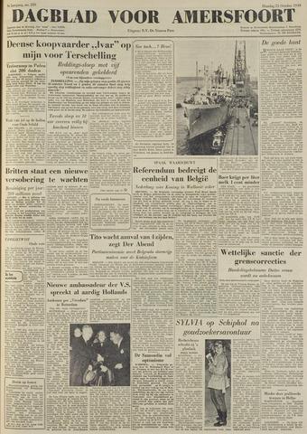 Dagblad voor Amersfoort 1949-10-25