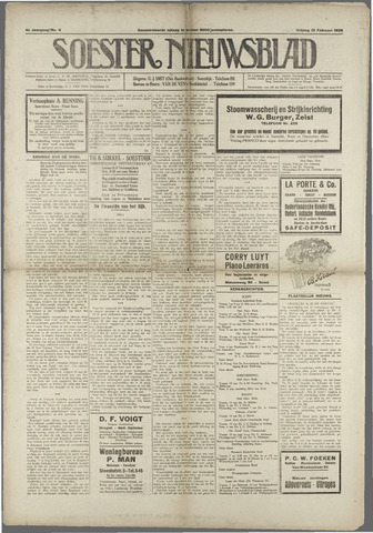 Soester Courant 1925-02-13