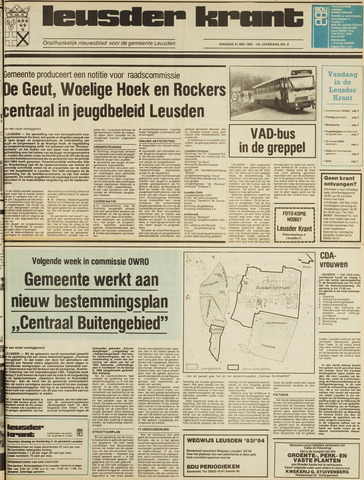 Leusder Krant 1983-05-31