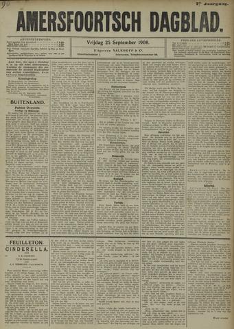 Amersfoortsch Dagblad 1908-09-25