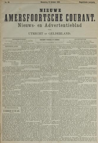 Nieuwe Amersfoortsche Courant 1890-10-15