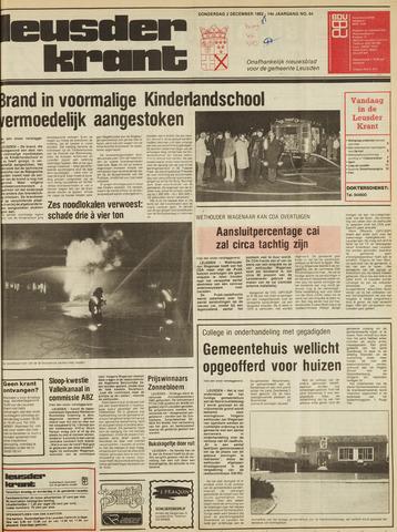 Leusder Krant 1982-12-02